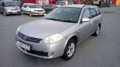 Nissan Wingroad. Без водителя