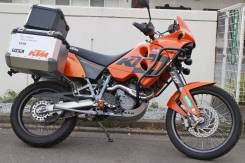 KTM 640 Adventure. 625куб. см., исправен, птс, без пробега