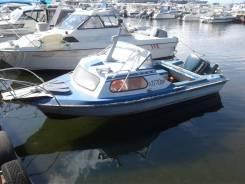 Yamaha Fish 15. длина 4,57м., двигатель подвесной, 140,00л.с., бензин