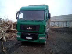 МАЗ 6430В9-1420-012. МАЗ 6430 В9 с лесовозным прицепом., 11 100куб. см., 6x4