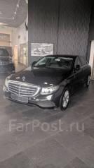 Mercedes-Benz E-Class. Без водителя