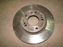 Диск тормозной Hyundai Tucson, Ix35 2004-2006, передний 517122C000
