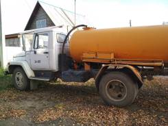 ГАЗ 53. Ассенизатор газ 53