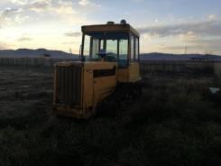 Вгтз ДТ-75. Трактор