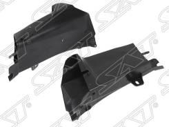 Воздуховод радиатора BMW F10/F11 10-17 LH SAT ST-BM55-009P-D2, левый