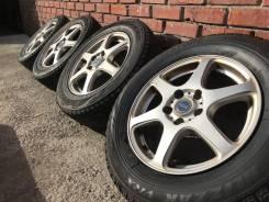 """Bridgestone FEID. 6.5x16"""", 5x114.30, ET54, ЦО 70,0мм."""
