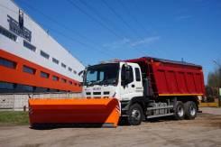 Isuzu Giga. КДМ Isuzu GIGA снегоуборочная самосвал 25 тонн, 15 000куб. см. Под заказ