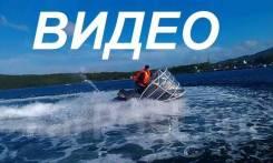 Путешествия на гидроциклах по Заливу Петра Великого. 8 человек, 90км/ч