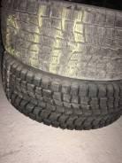 Dunlop Grandtrek SJ6. Зимние, без шипов, 2003 год, 10%, 2 шт