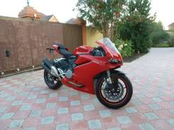 Ducati Superbike 959 Panigale. 959куб. см., исправен, без птс, с пробегом