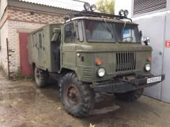 ГАЗ 66. Продается фургон газ 66, 4x4