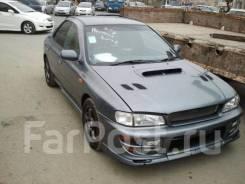 Subaru Impreza WRX STI. Subaru Impreza WRX GC - ПТС + железо - серый