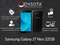 Samsung Galaxy J7 Neo. Новый, 16 Гб, Черный