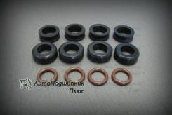 Набор колец топливной форсунки (12шт) 16698-AA110, 16395-AA020, 16608-KA000