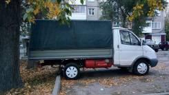 ГАЗ 3302. Газель-3302 тент 2005 года, 2 400куб. см., 1 500кг., 4x2