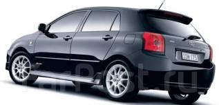Toyota Corolla. ZZE121, 3ZZFE