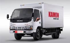 Isuzu Elf. Продам грузовик Isuzu elf с постоянной работой, 4 300куб. см., 3 000кг., 4x2