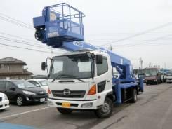 Hino Ranger. Автовышка Aichi SK27A, 6 630куб. см., 27,00м. Под заказ