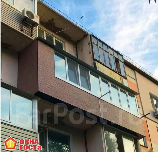 балконы под ключ находка