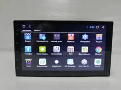 Магнитола 2DIN Универсальная android 8.1.0 универсальная 178х100 мм