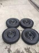 Продам комплект колёс Dunlop Enasave Van01 195/80R15