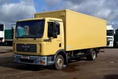MAN TGL. Грузовой фургон 7.150. Год выпуска 2005, 5 000кг., 4x2