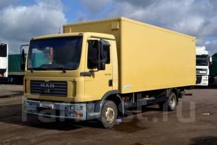 MAN TGL. Грузовой фургон 7.150. Год выпуска 2005, 4 580куб. см., 5 000кг., 4x2