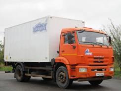 КамАЗ 43253. фургон с гидробортом, 4 461куб. см., 8 000кг., 4x2