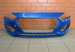 Бампер. Hyundai Solaris, HCR
