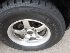 "Комплект для джипера! Bradley Japan! колеса R18 на резине AT-S. 8.0x18"" 6x139.70 ET0"