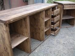 Плотник -мастерская. Различные изделия . из чистого массива дерева.