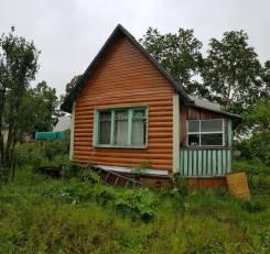 Продам дачу. СНТ АГРАРНИК, р-н 14 км, площадь дома 42кв.м., централизованный водопровод, электричество 30 кВт, отопление твердотопливное, от частног...