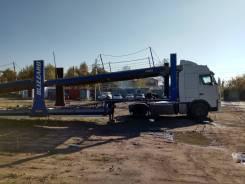 Volvo. Продаётся вольво сцепка автовоз, 18 000кг., 4x2