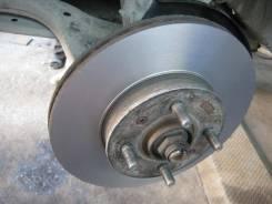 Проточка тормозных дисков с замерами биения диска