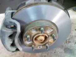 Профессиональная проточка тормозных дисков на токарном станке