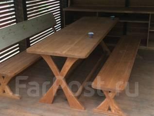 Изготовление мебели из дерева. Строительство.