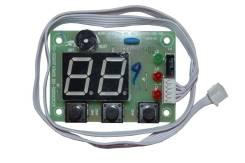 Электронное табло для водонагревателя Термекс серии RZB-L, D, IF