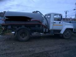 ГАЗ 3307. Продам газ 3307 ассенизатор, 4 200куб. см.