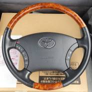 Руль. Toyota: Avalon, Aristo, Celsior, Camry Gracia, Avensis, Camry, Hilux Surf, Land Cruiser Prado, Brevis, Avensis Verso, Alphard, Chaser, Corolla...