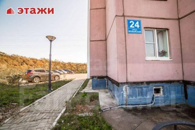 1-комнатная, улица Можайская 24. Патрокл, агентство, 39кв.м.