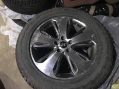 "Зимняя шипованная резина 235/60R18 на литых Дисках Hyundai Santa Fe. x18"""