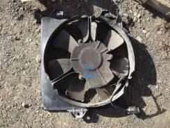 Вентилятор охлаждения радиатора. Toyota Caldina, ET196, ET196V Двигатель 5EFE