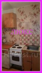 1-комнатная, улица Карбышева 26. БАМ, агентство, 36кв.м. Кухня