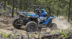 Polaris RZR XP Turbo EPS. исправен, есть птс, без пробега