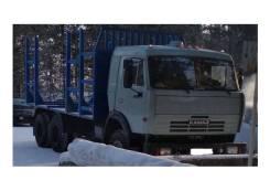КамАЗ. Продам Камаз сортиментовоз, обменяю на легковой автомобиль, 10 800куб. см., 20 000кг., 6x4