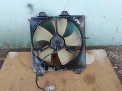 Вентилятор охлаждения радиатора. Toyota Sprinter, CE100 Двигатели: 2C, 2CIII