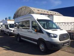 Ford Transit Shuttle Bus. 17+1 SVO, 18 мест