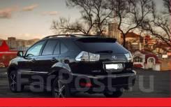 Lexus RX330. Без водителя