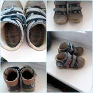 Ботинки на мальчика 25 размер