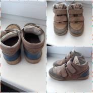 Ботинки на мальчика 27 размер